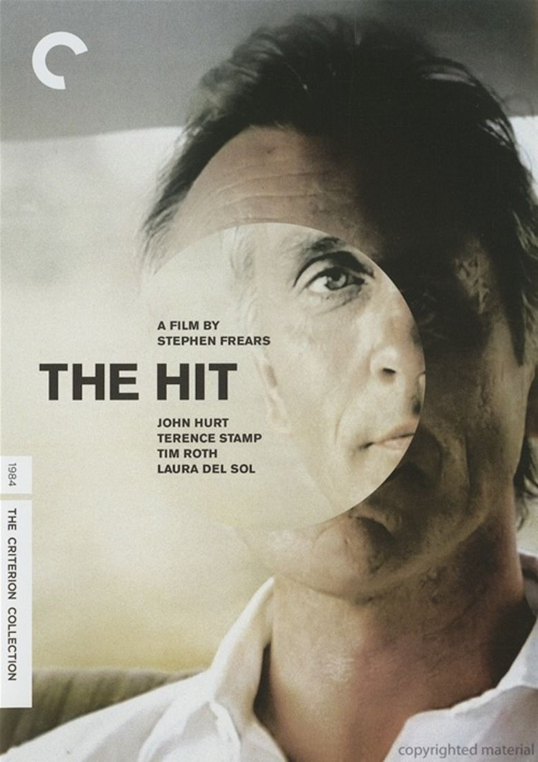 The Hit (1984 film) movie poster