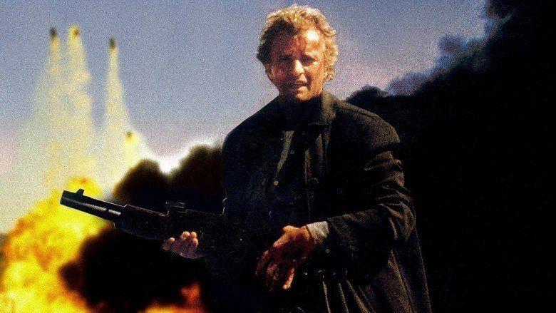 The Hitcher (1986 film) movie scenes