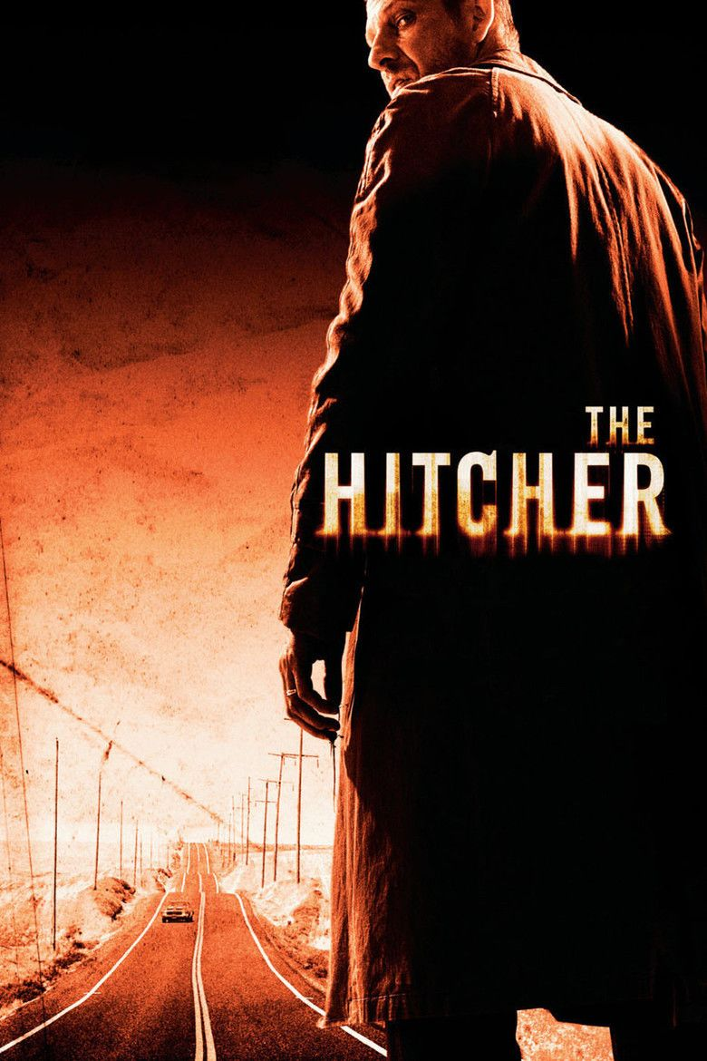 The Hitcher (2007 film) movie poster