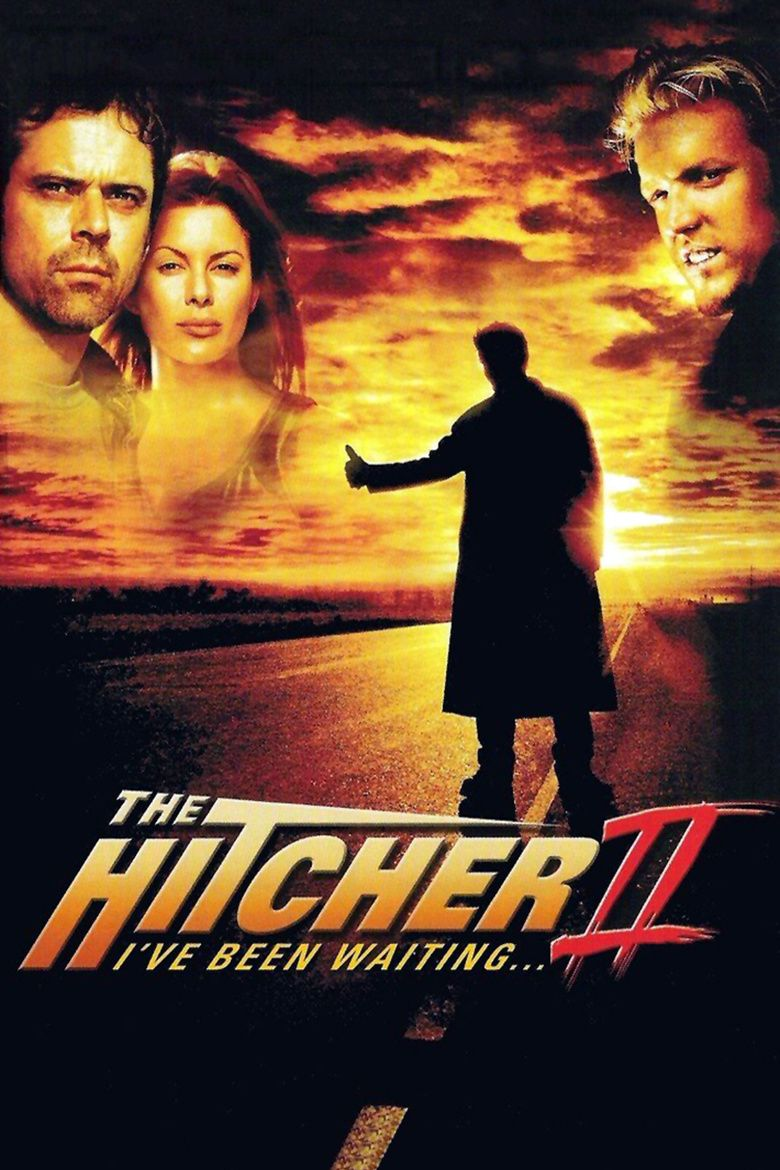 The Hitcher II: Ive Been Waiting movie poster