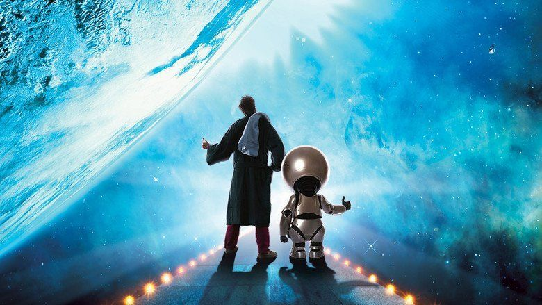 The Hitchhikers Guide to the Galaxy (film) movie scenes