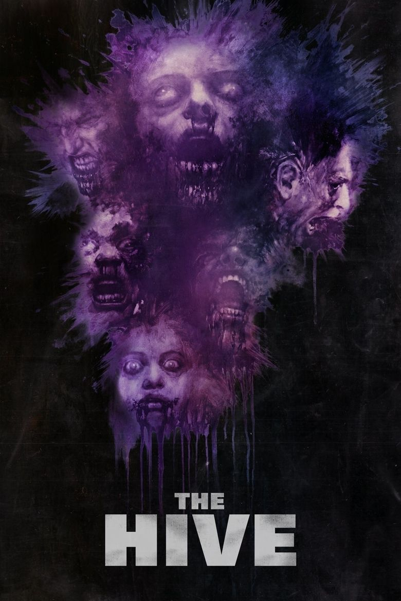 The Hive (2014 film) movie poster