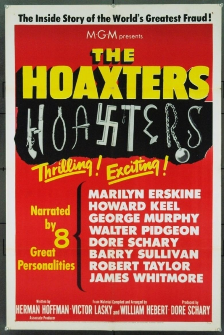 The Hoaxters movie poster