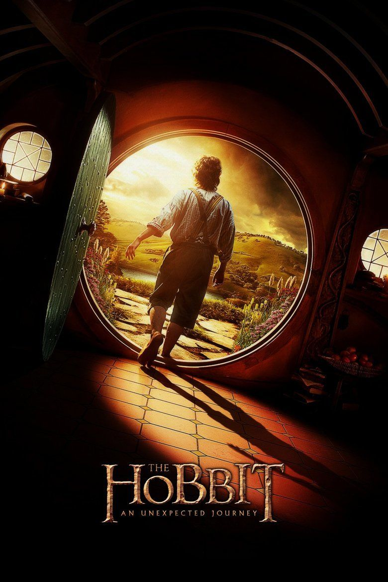 The Hobbit: An Unexpected Journey movie poster