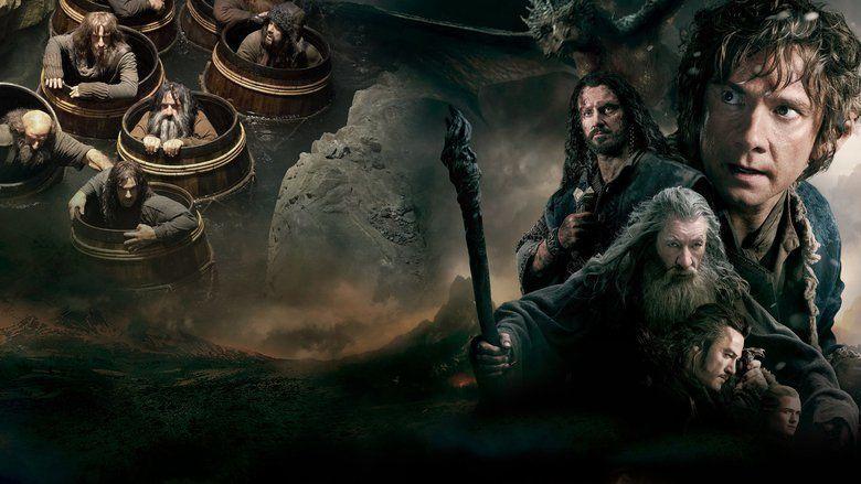 The Hobbit: The Desolation of Smaug movie scenes