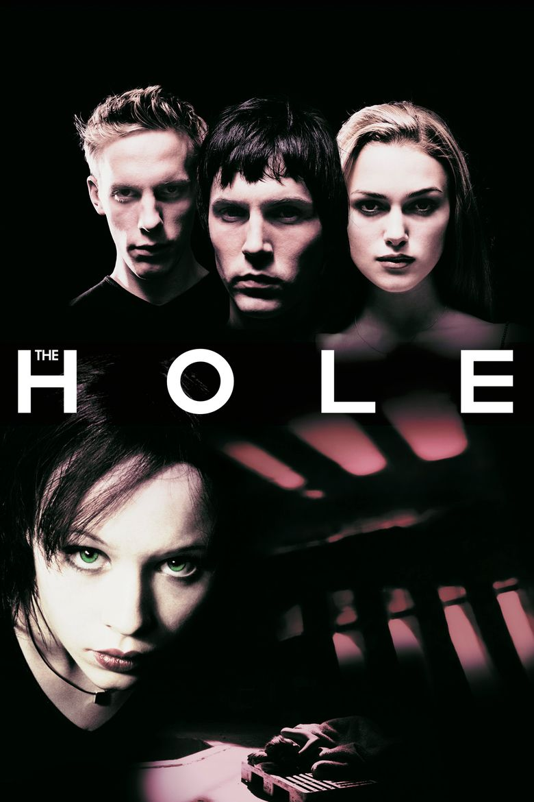 The Hole (2001 film) movie poster