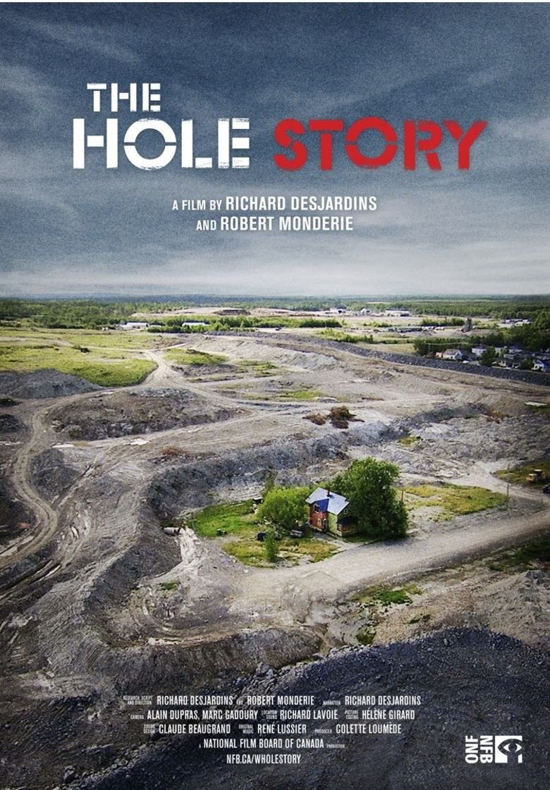 The Hole Story movie poster