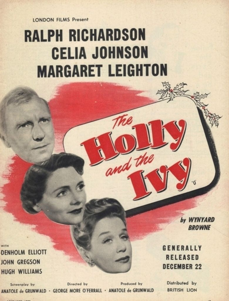 The Holly and the Ivy (film) movie poster