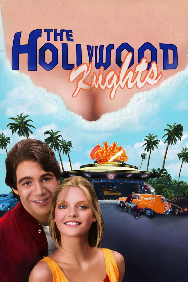 The Hollywood Knights movie poster