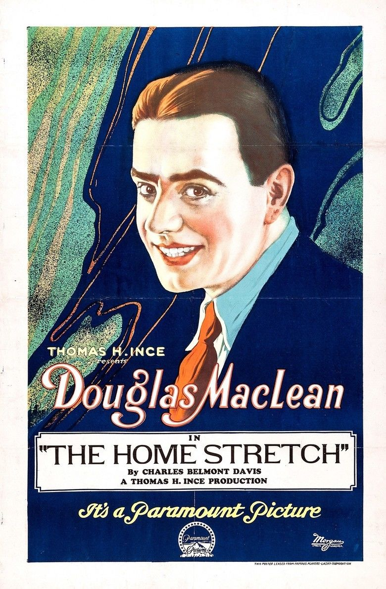 The Home Stretch movie poster