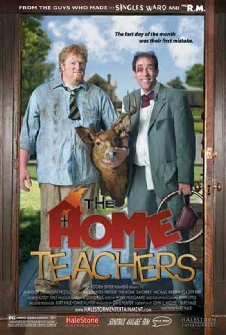 The Home Teachers movie poster