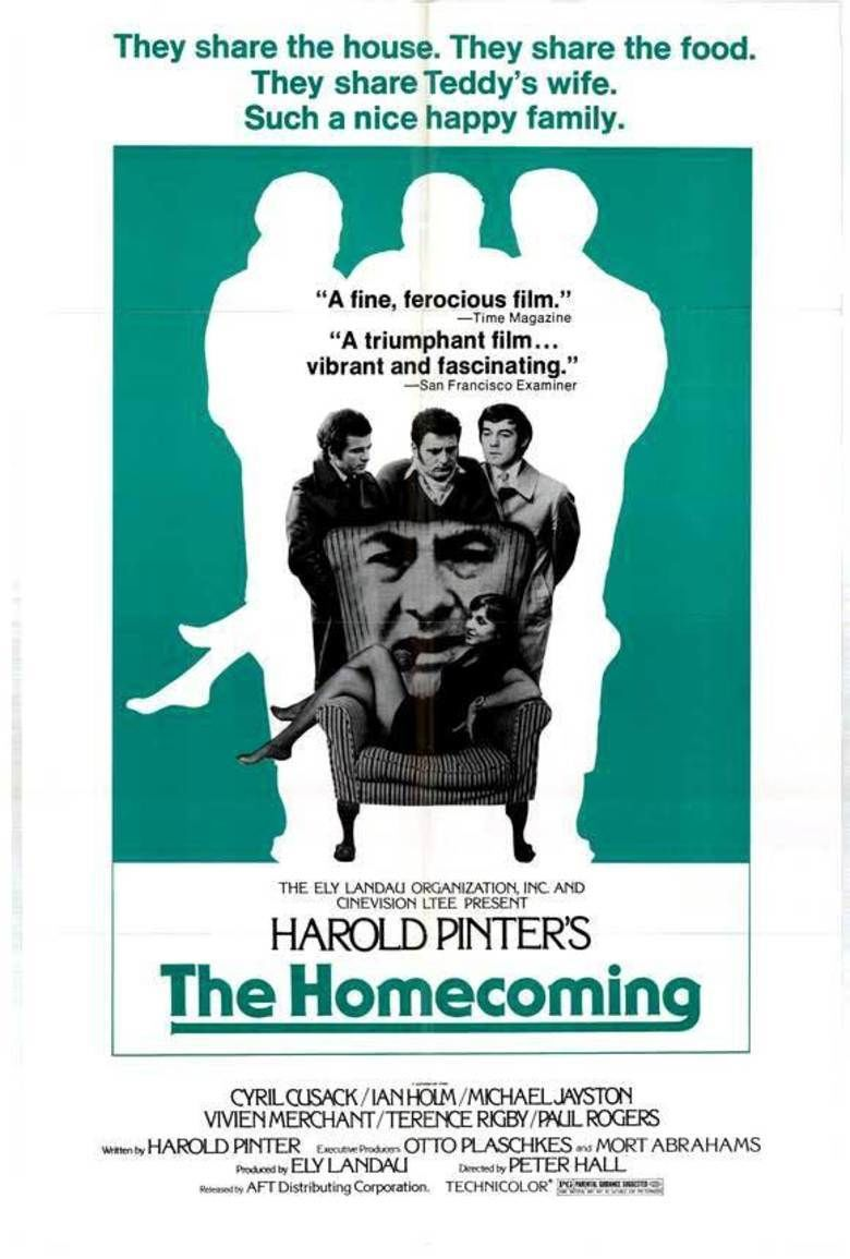 The Homecoming (film) movie poster