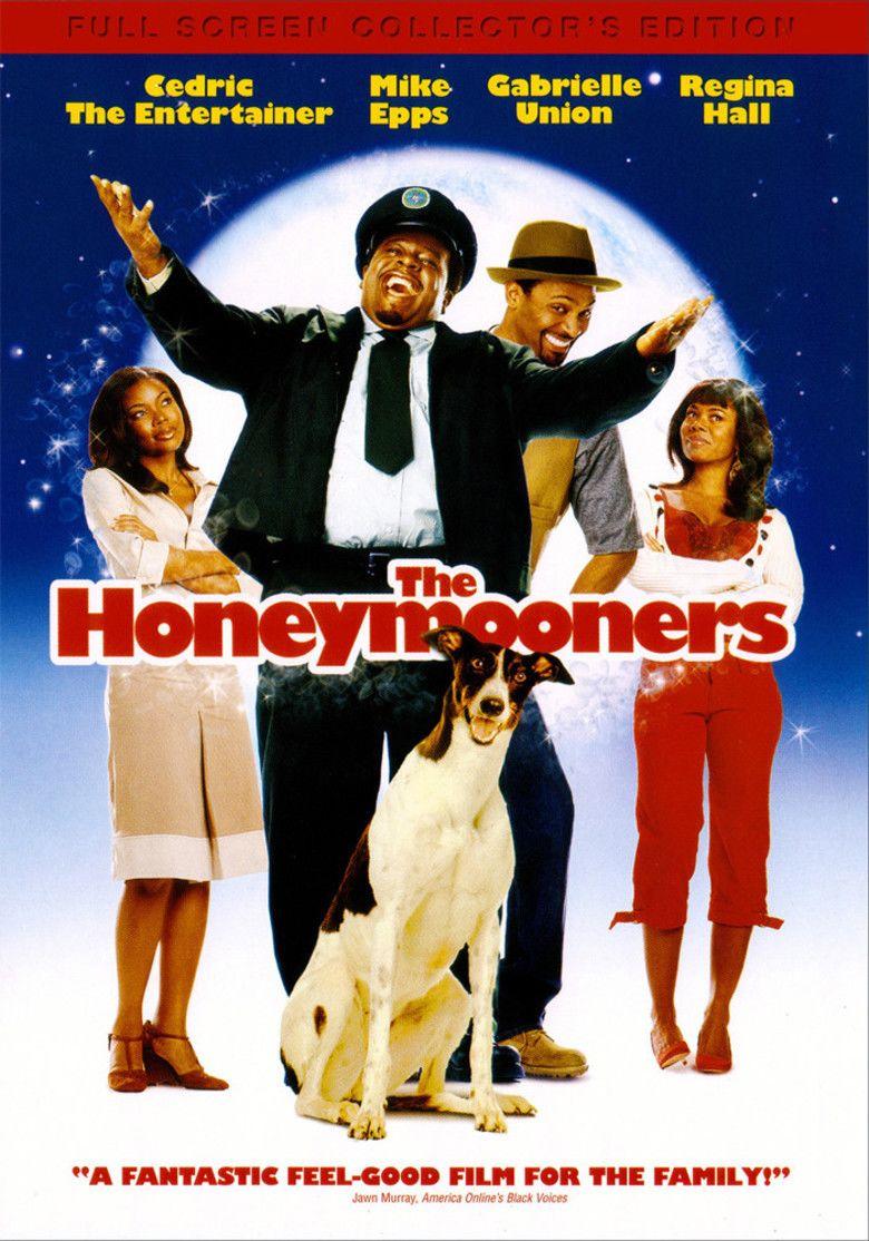 The Honeymooners (film) movie poster
