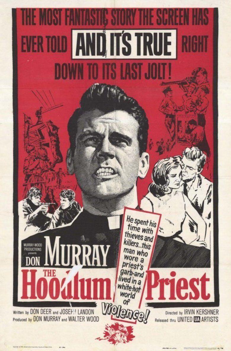 The Hoodlum Priest movie poster