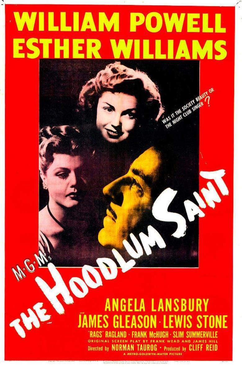 The Hoodlum Saint movie poster
