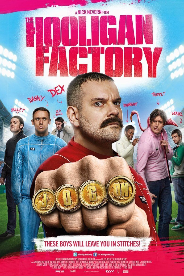 The Hooligan Factory movie poster