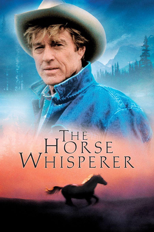 The Horse Whisperer (film) movie poster