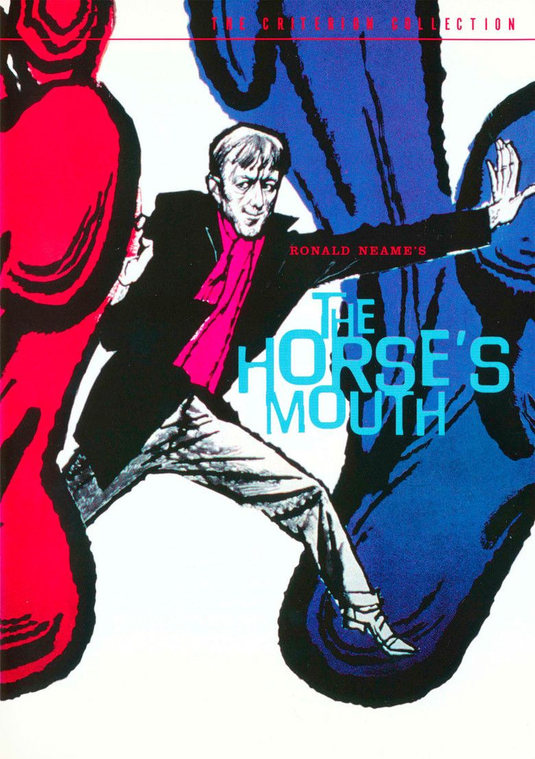 The Horses Mouth (film) movie poster