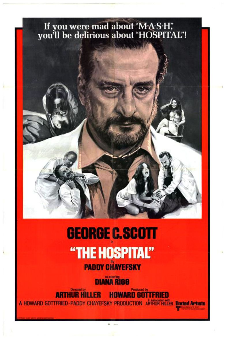The Hospital movie poster