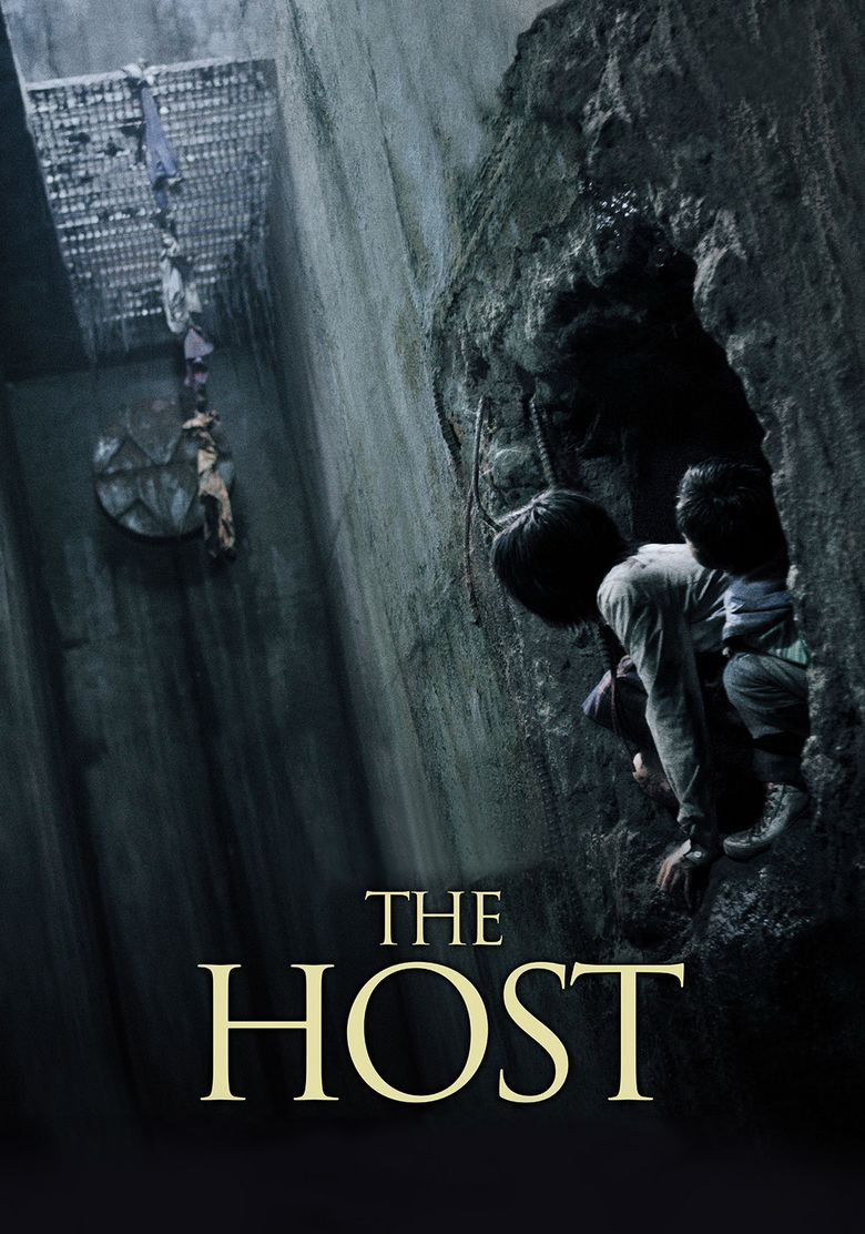 The Host (2006 film) movie poster
