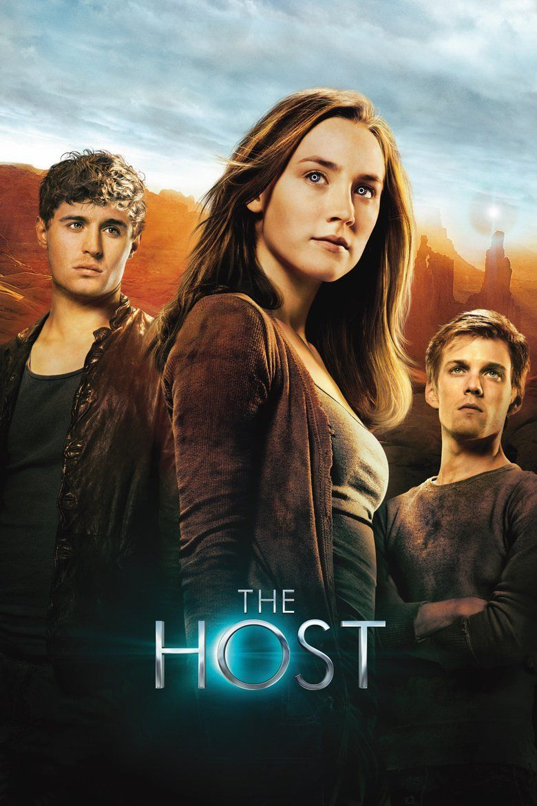 The Host (2013 film) movie poster