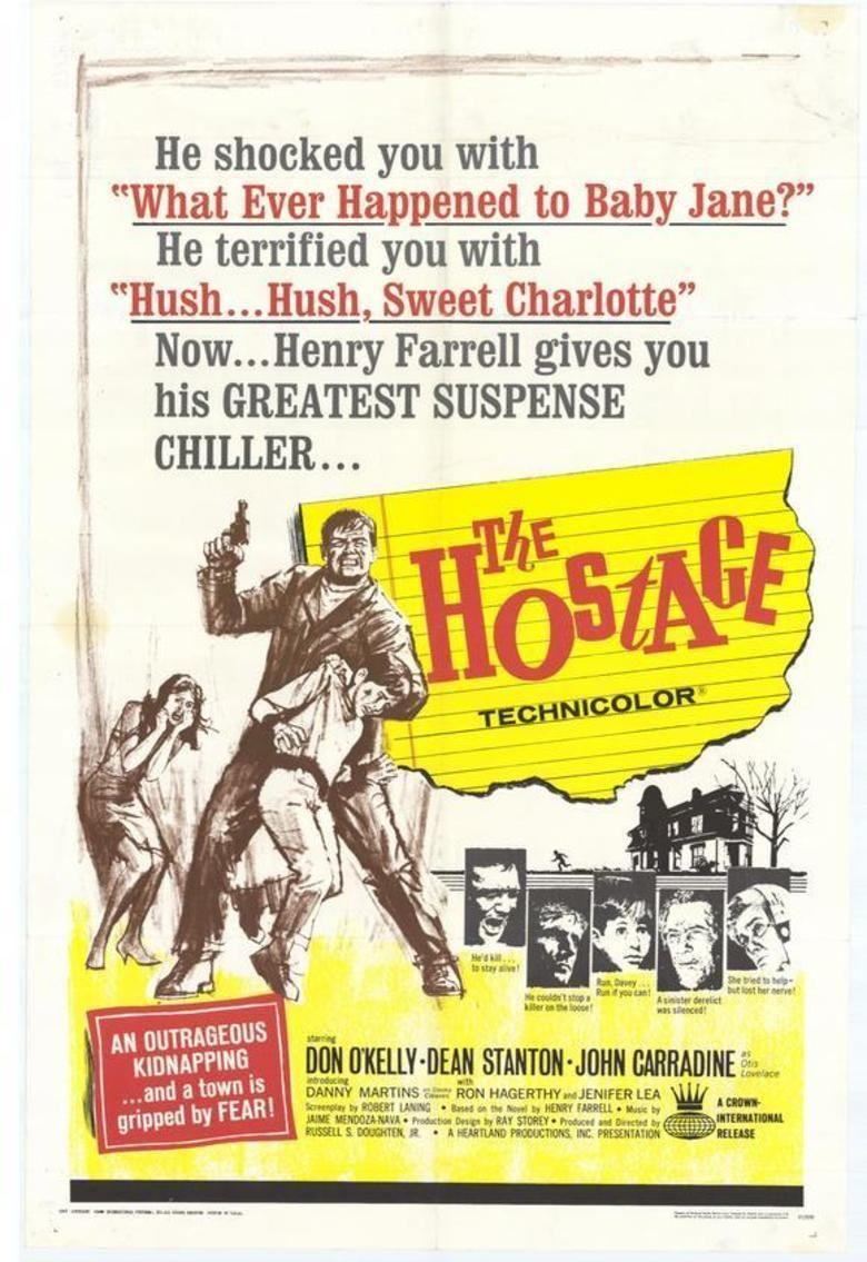 The Hostage (film) movie poster