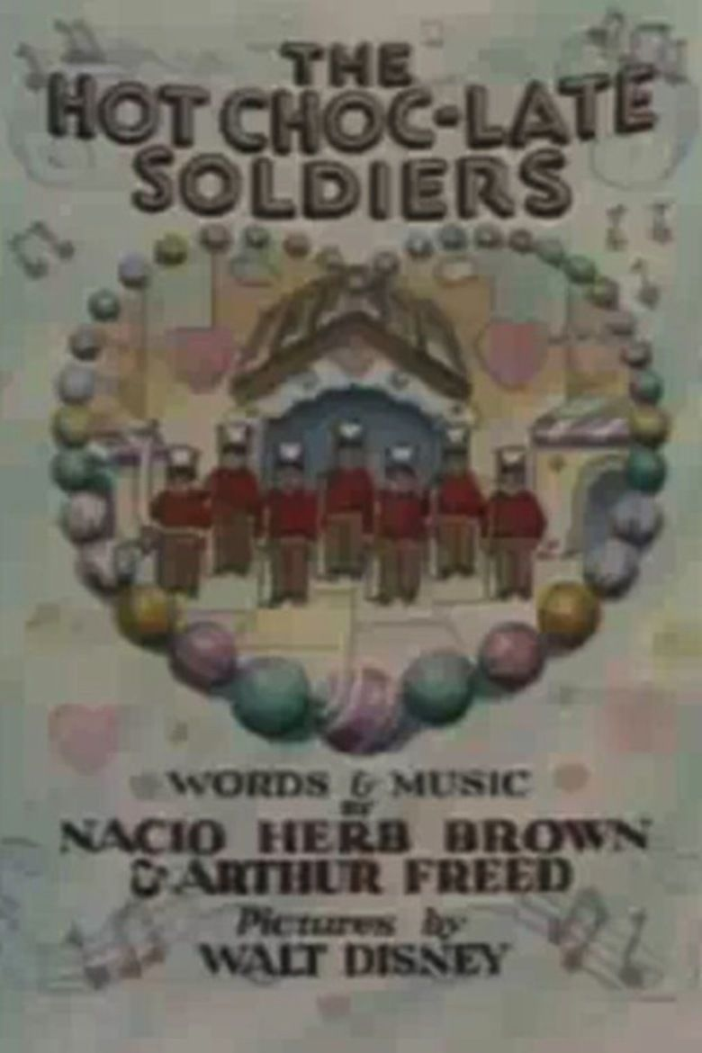 The Hot Choc late Soldiers movie poster