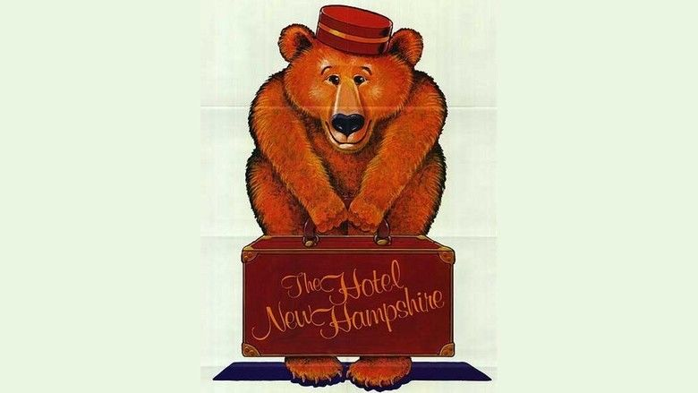 The Hotel New Hampshire (film) movie scenes