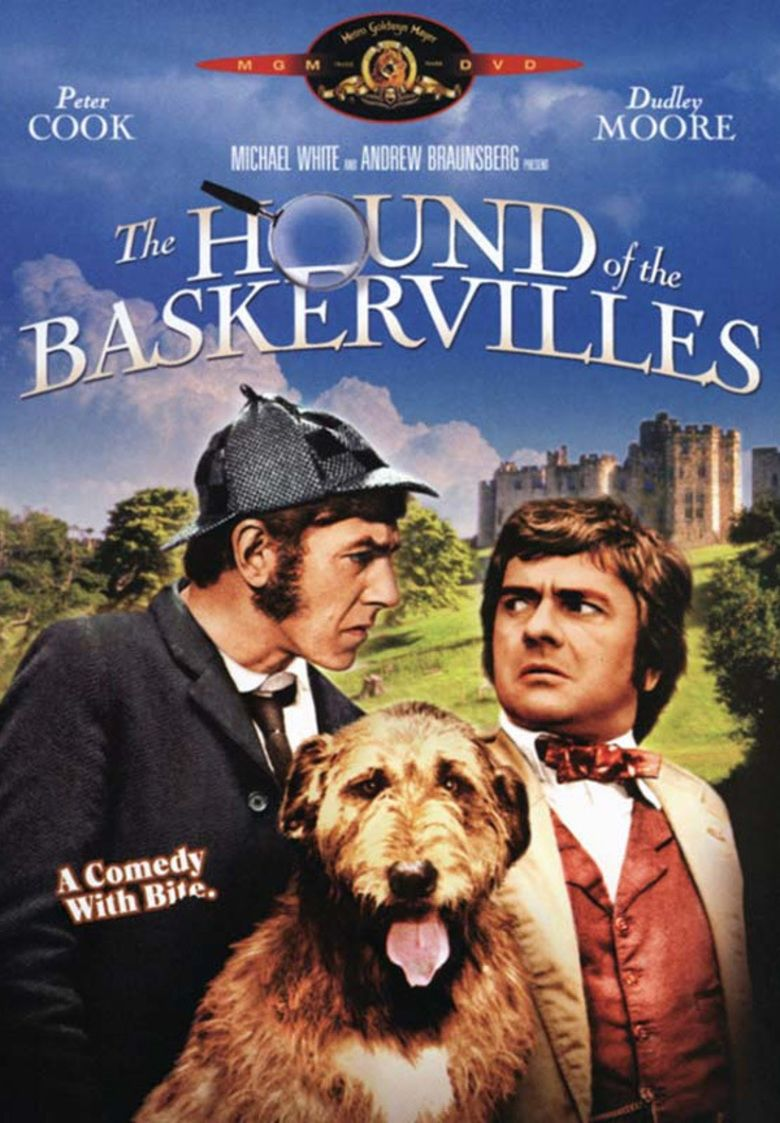 The Hound of the Baskervilles (1978 film) movie poster