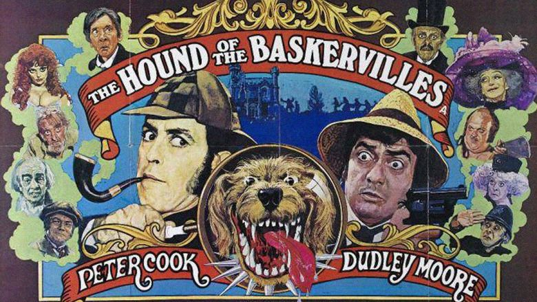 The Hound of the Baskervilles (1978 film) movie scenes