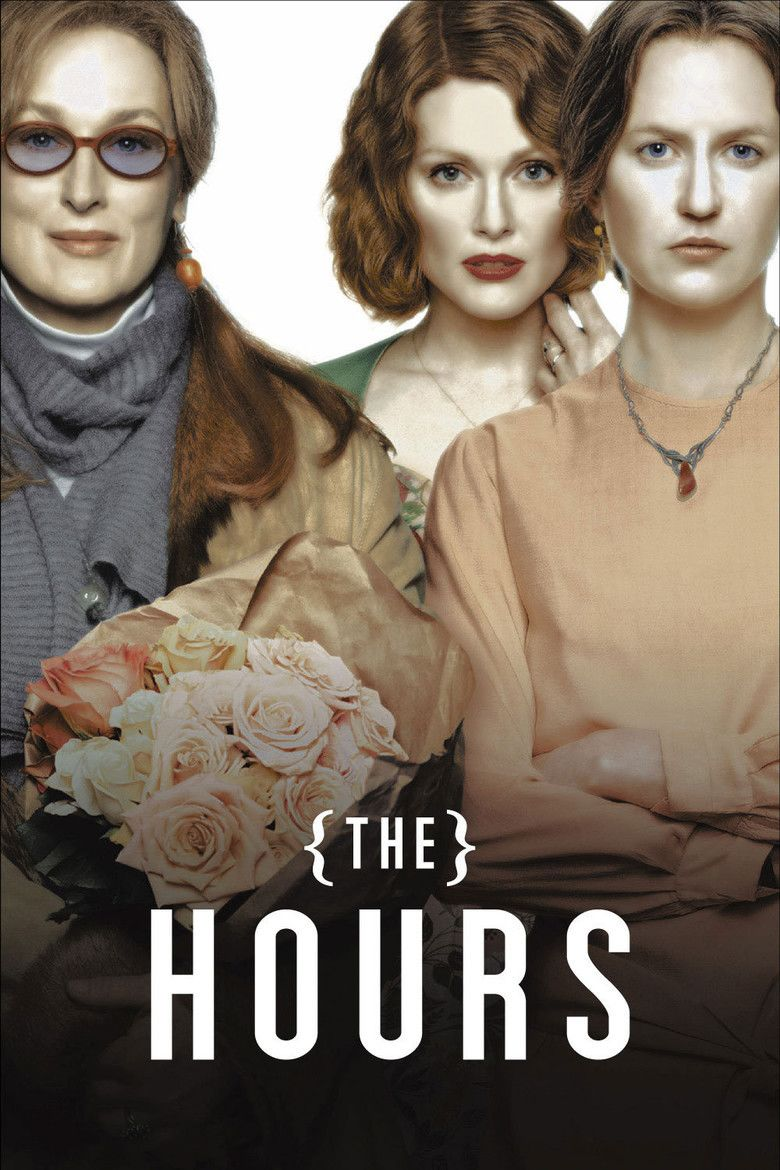 The Hours (film) movie poster