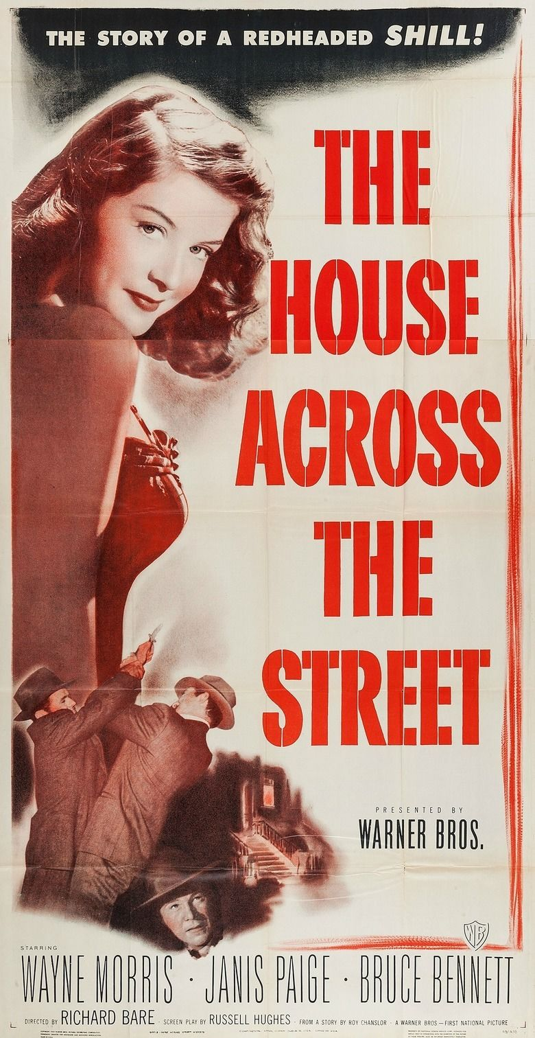 The House Across the Street movie poster