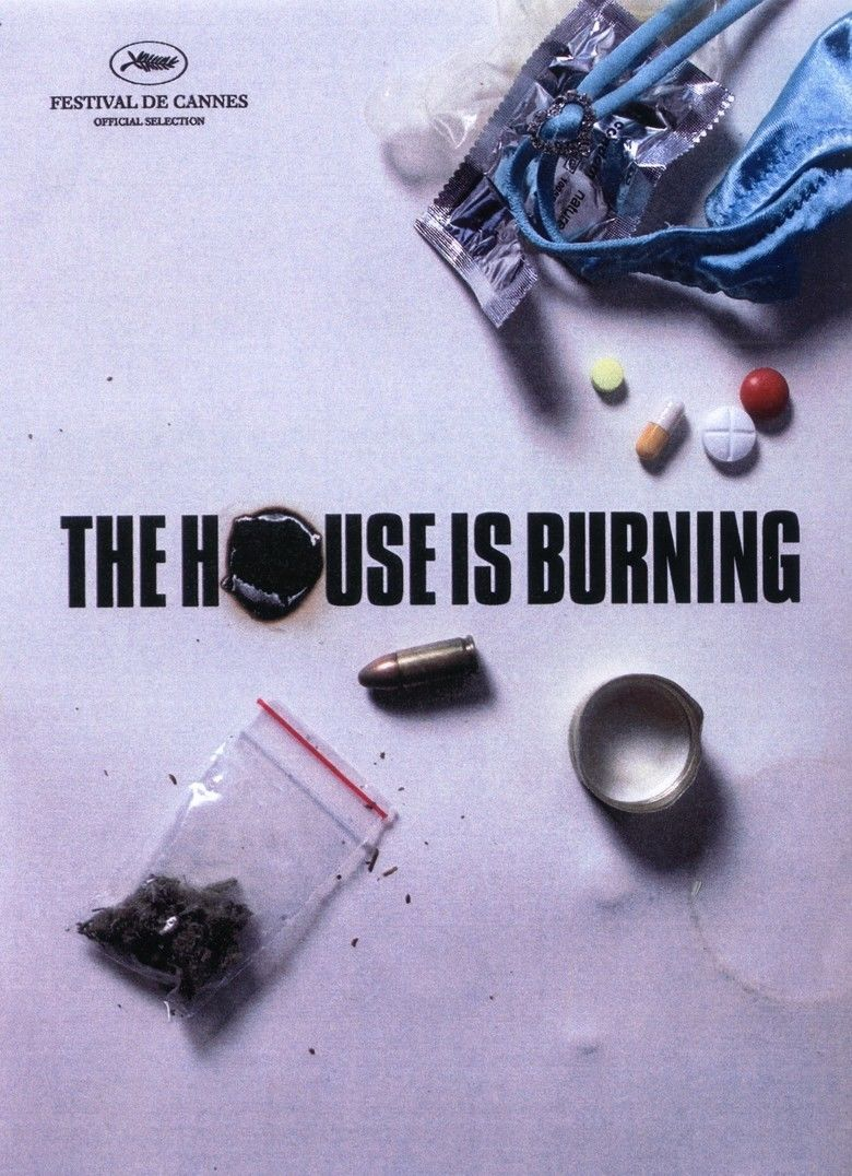 The House Is Burning movie poster