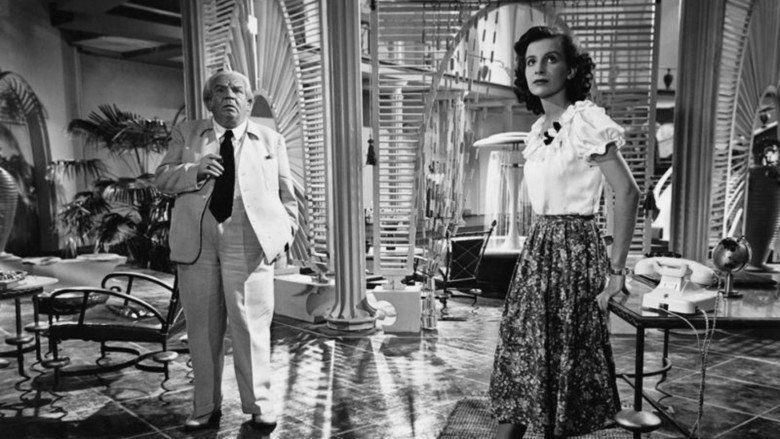 The House in Montevideo (1951 film) movie scenes