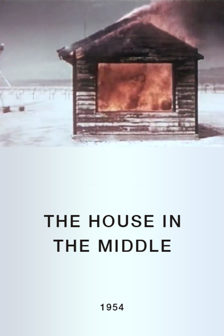 The House in the Middle movie poster