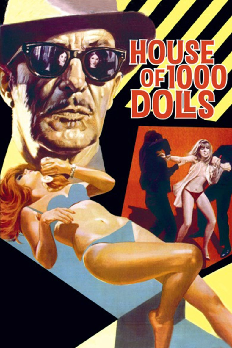 The House of 1,000 Dolls movie poster