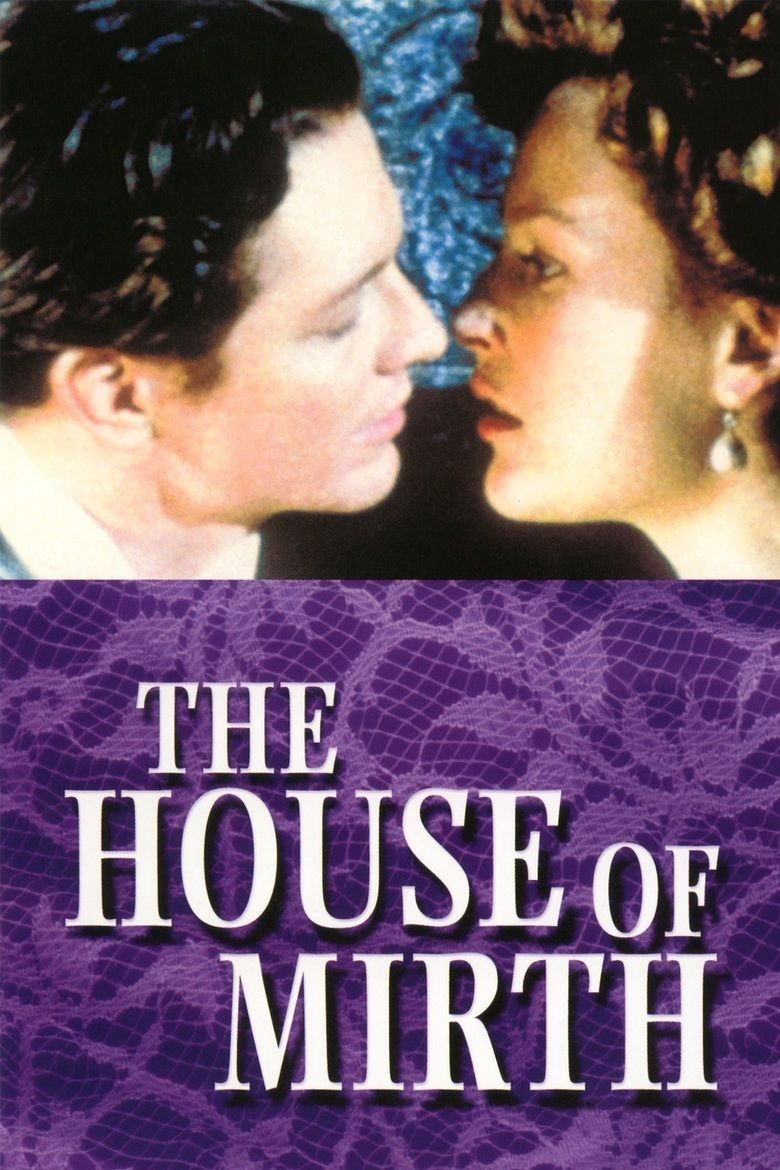 The House of Mirth (2000 film) movie poster