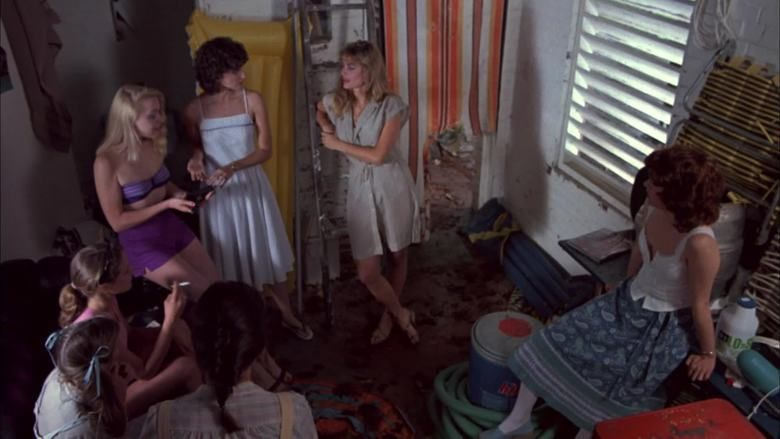 The House on Sorority Row movie scenes