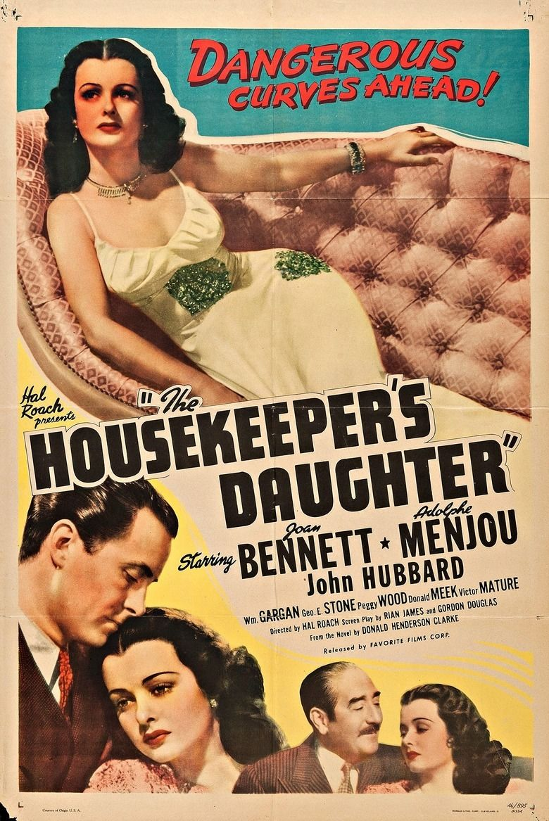 The Housekeepers Daughter movie poster