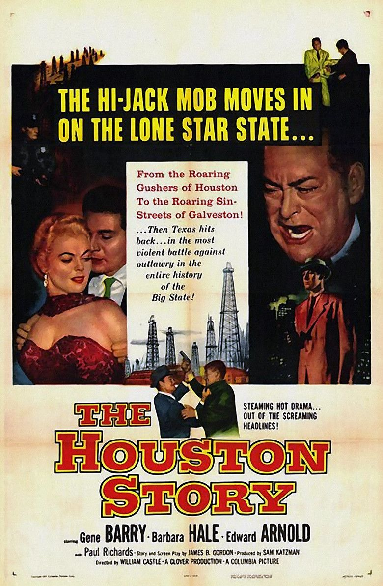 The Houston Story movie poster