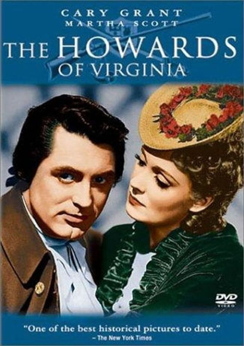 The Howards of Virginia movie poster