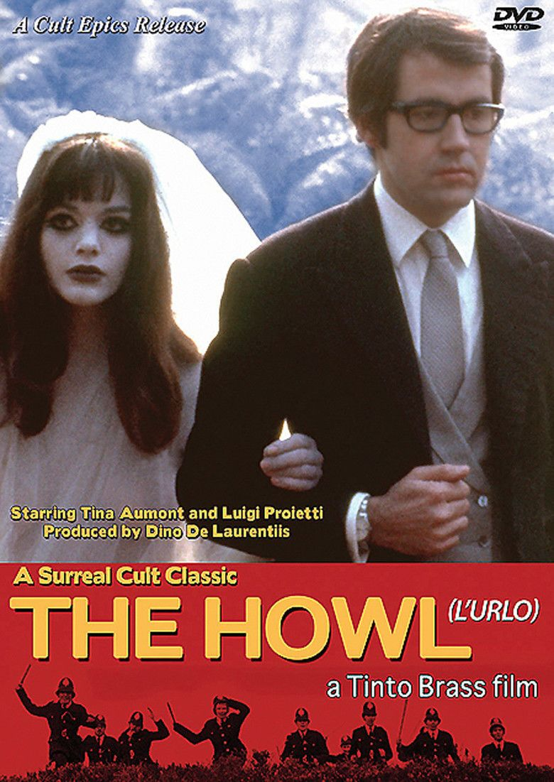 The Howl movie poster