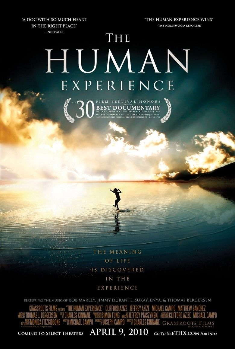 The Human Experience movie poster