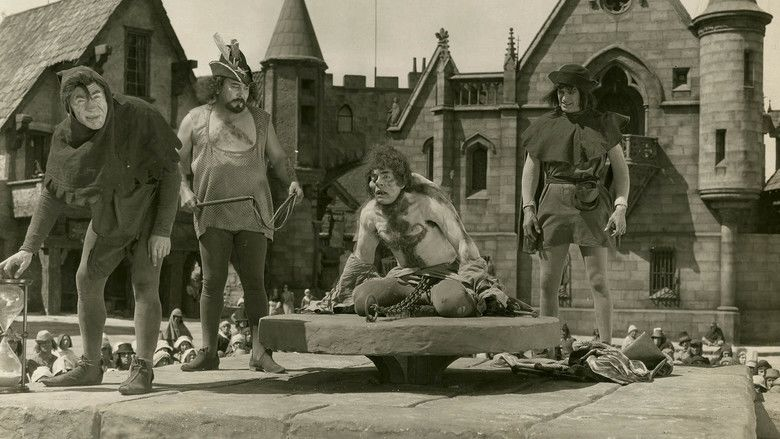 The Hunchback of Notre Dame (1923 film) movie scenes