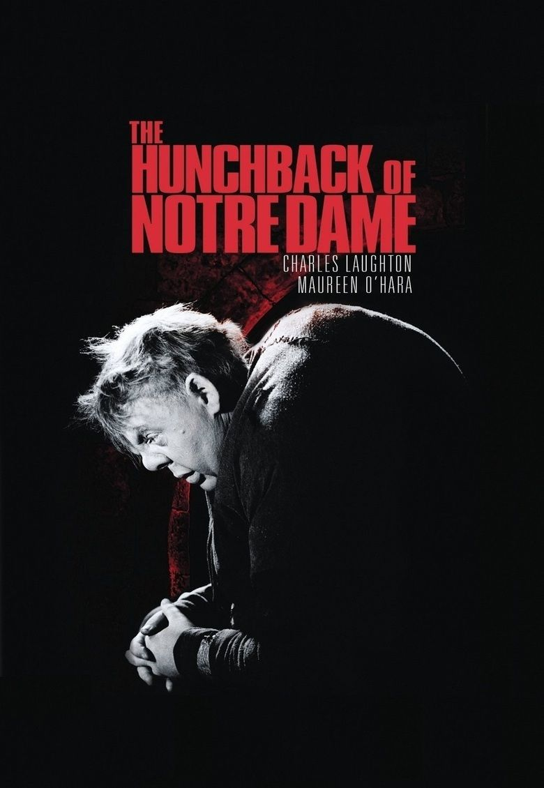 The Hunchback of Notre Dame (1939 film) movie poster