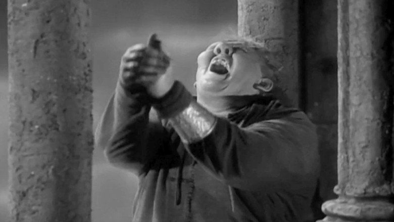 The Hunchback of Notre Dame (1939 film) movie scenes