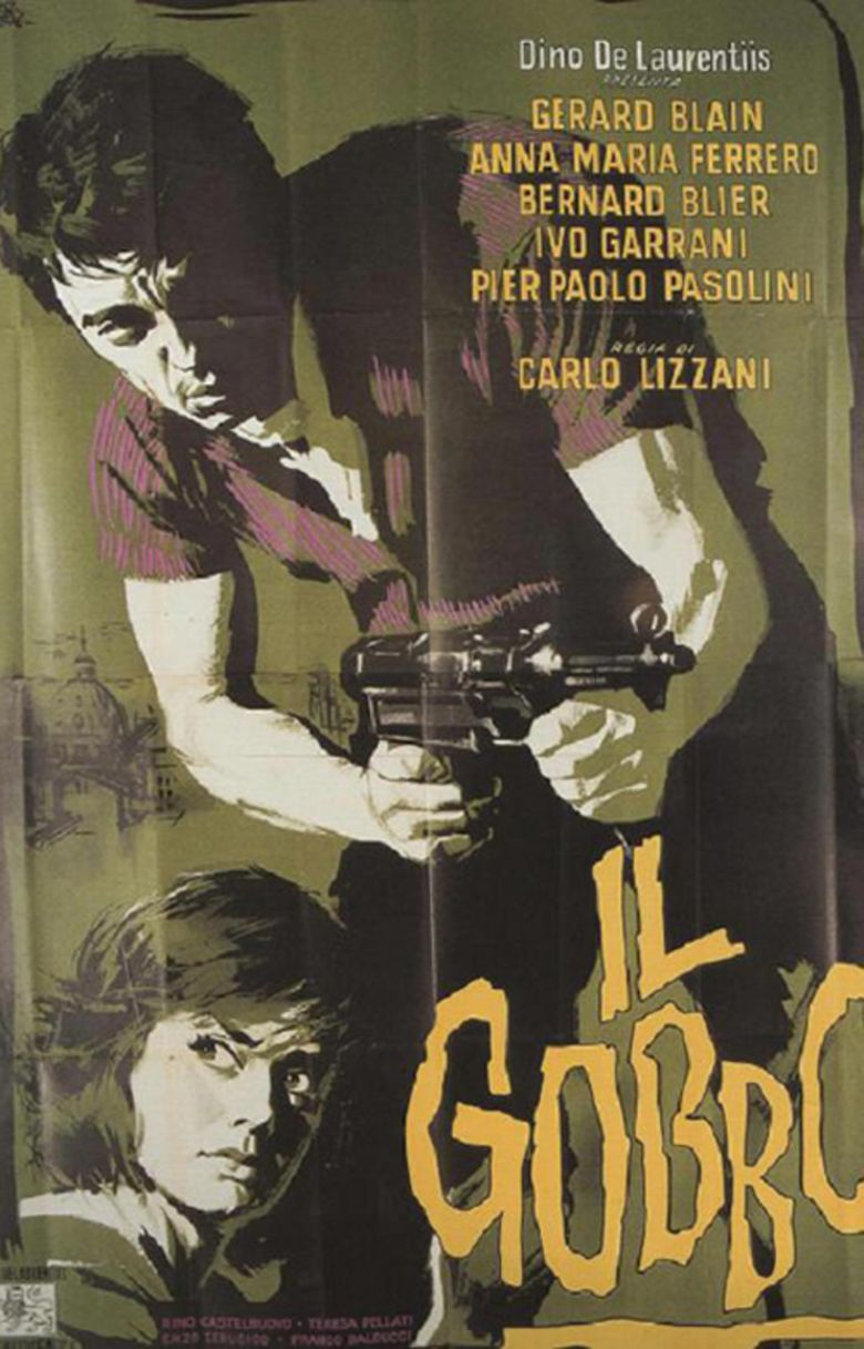 The Hunchback of Rome movie poster