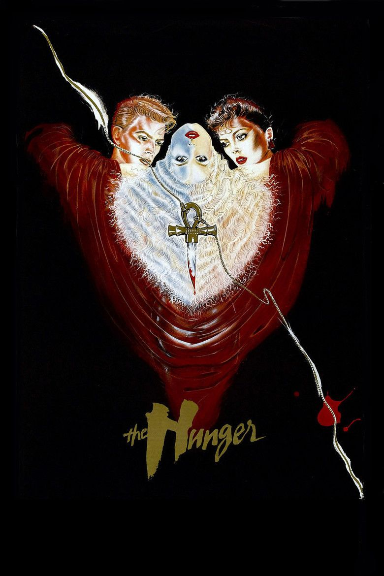 The Hunger (1983 film) movie poster