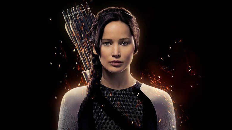 The Hunger Games: Catching Fire movie scenes