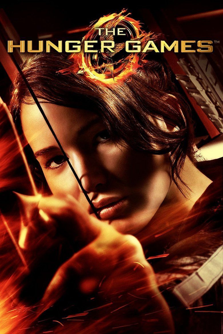 The Hunger Games (film) movie poster